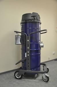 строительный промышленный пылесос DVC-320